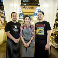 Kappo closing at end of December; East End Market space will host a Japanese market instead