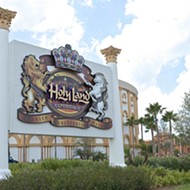 You'll soon be able to play mini golf at the Holy Land Experience, as the good Lord intended