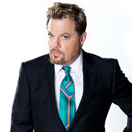 Eddie Izzard has been out for a long time, which makes him, in the current cultural moment, very much in
