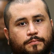 George Zimmerman's Twitter account suspended after posting revenge porn, which is a sex crime in Florida