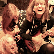 The Nook celebrates International Women's Day with female-fronted bands and beer