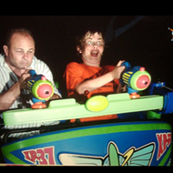 The most awkward photo ever taken at Disney World just got slightly better