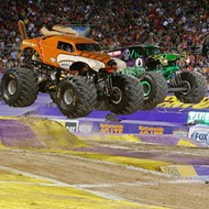 Take a selfie with Monster Jam monster trucks next Thursday