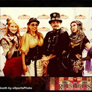 Clockwork Time Travel: The Steampunk Industrial Show comes to Renninger's this weekend