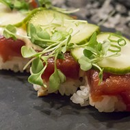 Potential Park Avenue mainstay Umi dishes impressive small plates, sushi and Japanese fusion