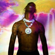 Travis Scott, hip-hop's 'king of chaos,' brings his Astroworld tour to Orlando at the Amway