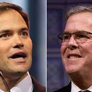Florida airline offers free flights if Bush or Rubio win Iowa caucus