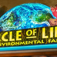 'Circle of Life' attraction at Epcot temporarily closed for enhancements