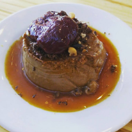 Eat this now: Chocolate-chipotle flan at Black Rooster Taqueria