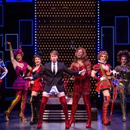 Theater review: 'Kinky Boots' high-steps into the Dr. Phillips Center