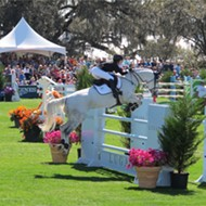 Leap year: Athletes and horses soared at the 25th annual Live Oak International