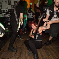 South Florida punks Nunhex close out the weekend at Will's Pub