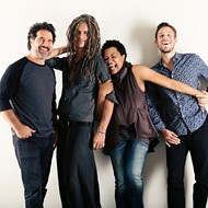 This Little Underground: Famed Rolling Stones backup singer Lisa Fischer steps up