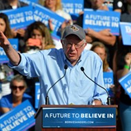 Bernie Sanders predicts a large voter turnout in Florida will help him win state