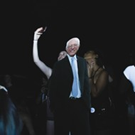 Last Saturday's Bernie Fest was 'a party to believe in'