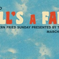 Will's A Faire combines shopping, music and drinking for a one-stop Sunday Funday