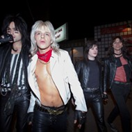 Mötley Crüe biopic <i>The Dirt</i> finally finds a Home Sweet Home on Netflix