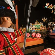 New upgrade allows dolls at Disney's Small World to know your name