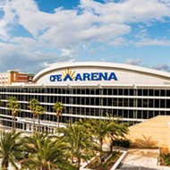 CFE Arena is getting a name change to Addition Financial Arena
