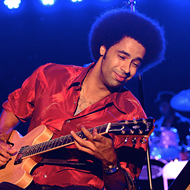 Hometown bluesman Selwyn Birchwood returns, repping his Alligator Records debut