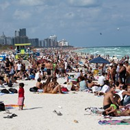 Daytona Beach witnessed largest spring break crowds in 10 years