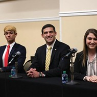 This year's UCF student government elections are completely insane