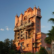 There's a rumor that Tower of Terror will become a Guardians of the Galaxy ride, and it's not completely full of crap