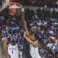 UCF men's basketball team falls short to top overall seed Duke University