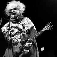 The heavy, freaky congress of Napalm Death, the Melvins and Melt-Banana (Plaza Live)
