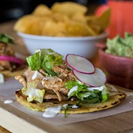 Black Rooster Taqueria flies in the face of taco convention