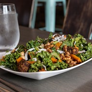 Flavor runs deep as the Sanctum sets a new standard for meat- and gluten-free meals in Mills 50