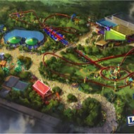 Disney releases new details about future Toy Story Land at Hollywood Studios