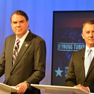 Grayson, Jolly take questions from Floridians in first U.S. Senate debate