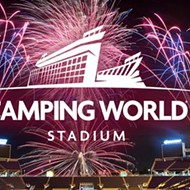 Citrus Bowl changes name to Camping World Stadium