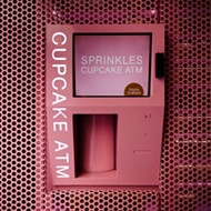 Disney Springs is getting a Sprinkles cupcake ATM