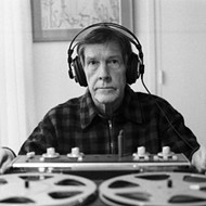 Experimental composer and artist John Cage will be featured in an exhibition at the Bob Rauschenberg Gallery