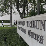 Tampa Bay Times purchases its competitor, Tampa Tribune