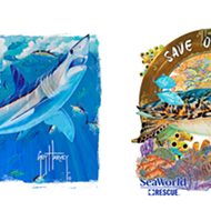 SeaWorld recruits artist Guy Harvey to help bring awareness to the plight of sharks
