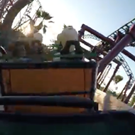 Busch Gardens releases intense POV video for new Cobra Curse coaster