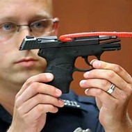 George Zimmerman is auctioning off the gun he used to kill Trayvon Martin