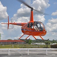 5 new helipads are expected to open within the next year on I-Drive