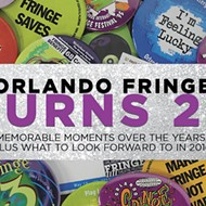 20 memorable moments in Orlando Fringe history