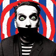 Tape Face proves mimes can actually be funny at the Plaza Live
