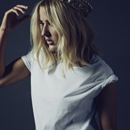 Brit songstress Ellie Goulding is ready to dance