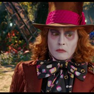 Review Poem: 'Alice Through the Looking Glass'