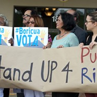 Organize Now plans to deliver 7,000 petitions to Congress members demanding no austerity cuts in Puerto Rico
