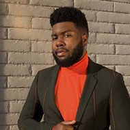 R&B superstar Khalid to play Orlando this summer