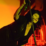 Timucua White House back in business with Myra Melford, Genitorturers celebrate 30 depraved years, Lydia Lunch's Retrovirus tap pure No Wave marrow