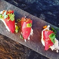 Tapa Toro's wine dinner series kicks off Thursday, June 9