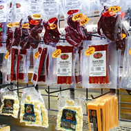Three places to buy exotic dried meats for National Jerky Day, June 12